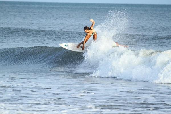 El World Surfing Games es la última pieza que queda del proceso de clasificación a los Juegos Olímpicos de Tokio. Foto: Cortesía