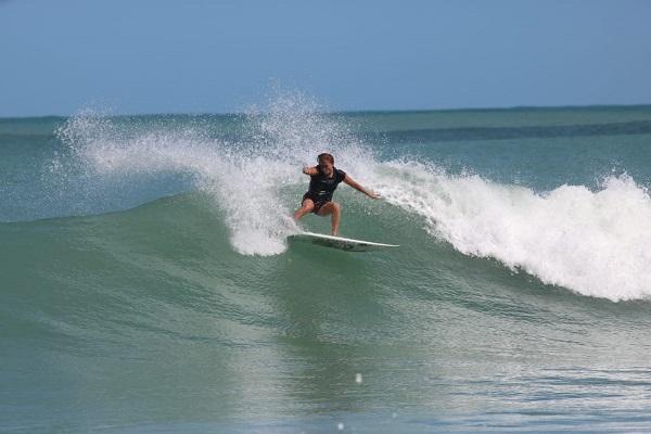 El ISA World Surfing Games 2021 se llevará a cabo del 29 de mayo al 6 de junio en las playas La Bocana y El Sunzal de El Salvador. Foto: Cortesía