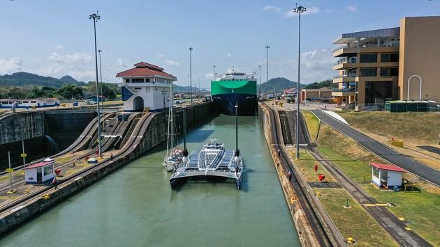 Las modificaciones serán implementadas a partir del próximo 15 de abril y permitirán al Canal simplificar su estructura de reservaciones y manejar mejor su capacidad. Foto/Canal de Panamá