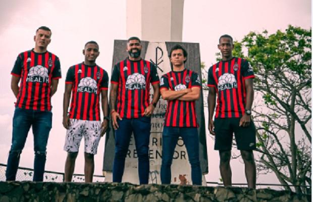 Jugadores de Sporting.