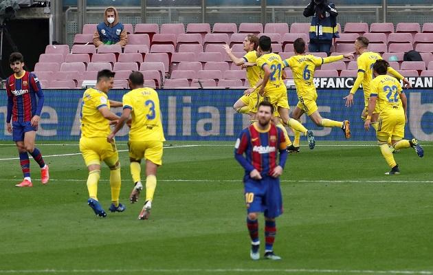 Barcelona no ha tenido una buena semana.