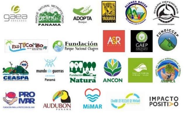 Organizaciones del sector ambiental.
