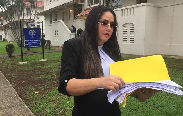 La diputada y Presidenta de la Comisión de la Mujer, la Niñez, la Juventud y la Familia de la Asamblea Nacional Zulay Rodriguez dijo que está segura que detrás de estos casos