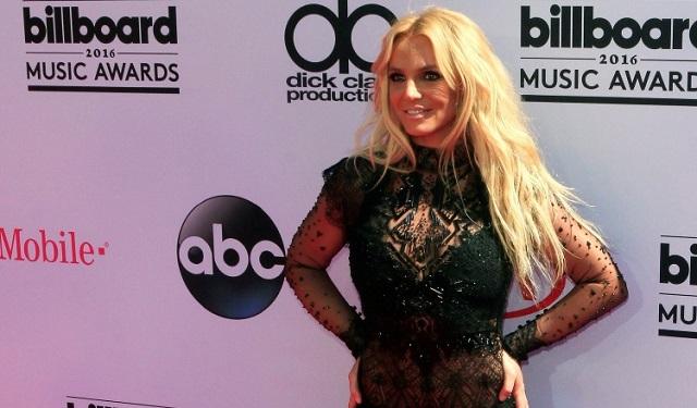 Britney Spears. Foto: EFE /Nina Prommer