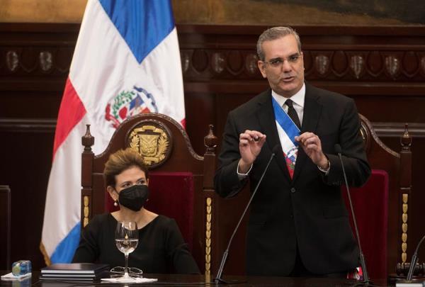 Presidente dominicano, Luis Abinader