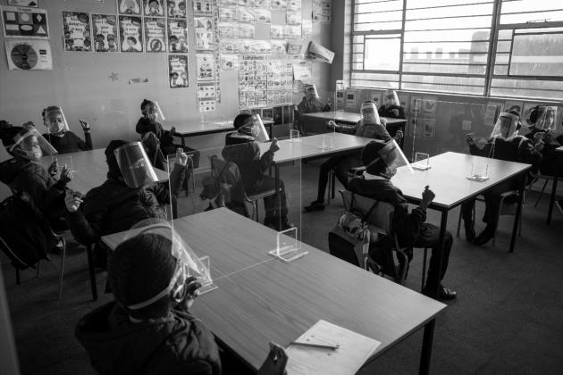 Esta crisis sanitaria debe ser una oportunidad para construir un sistema educativo eficiente, eficaz, de calidad y menos desigual. Foto: EFE.