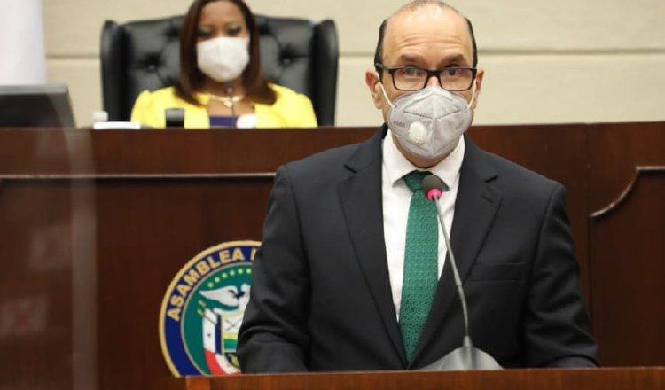 Eduardo Leblanc, actual Defensor del Pueblo de Panamá.
