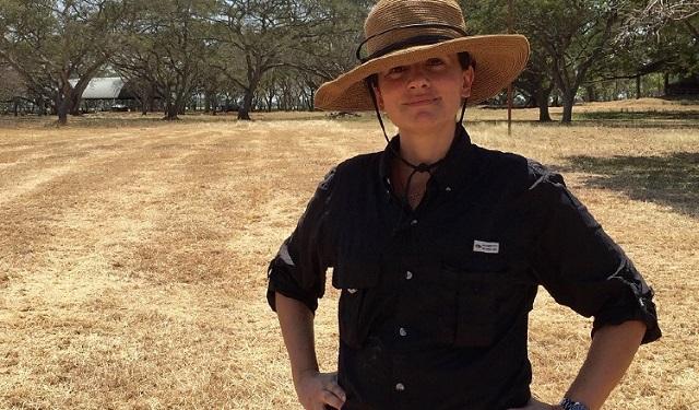Arqueóloga panameña Dra. Julia Mayo Torné. Foto: Cortesía