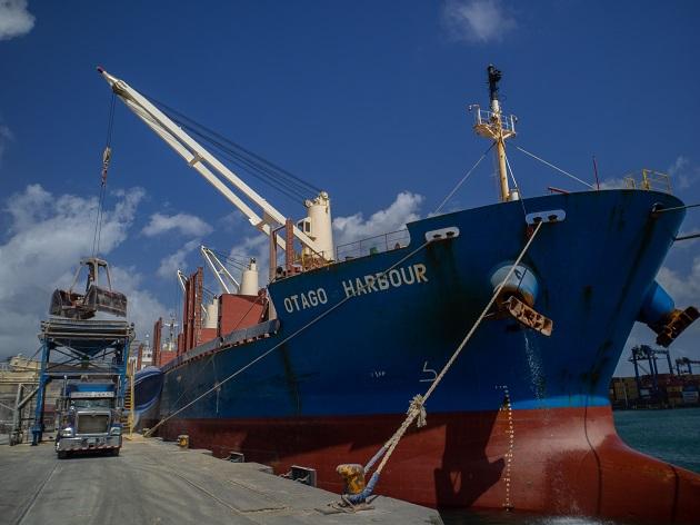 La demanda de importación de granos se ha incrementado de forma natural. Cortesía