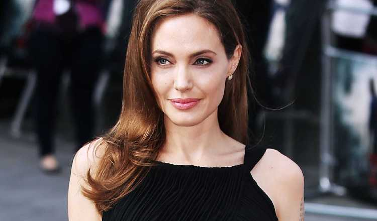 Angelina Jolie. Archivo