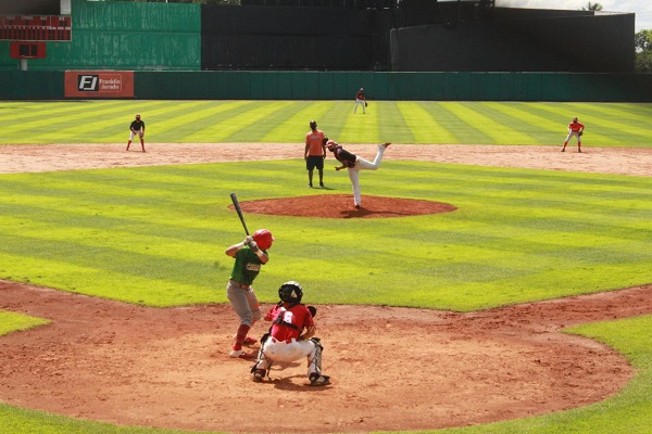 La edición 52 del Béisbol juvenil dará inicio el próximo 20 de marzo. Foto: Fedebeis