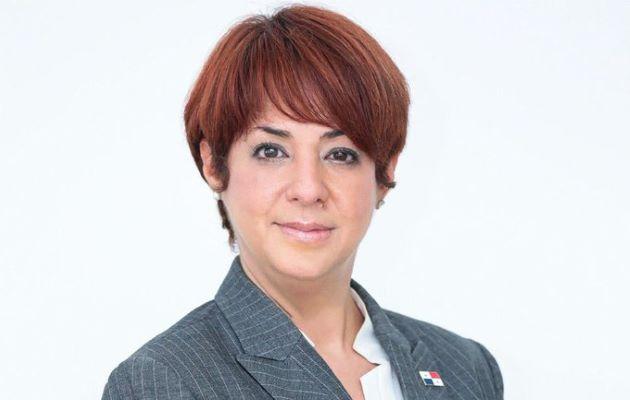 Mayra Inés Silvera fue designada por Laurentino Cortizo el 7 de enero del 2021.