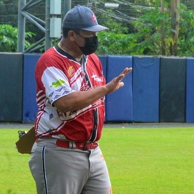 """Jose """"Puchi"""" Oses toma por segundo año el mando del equipo de Veraguas. Foto: Fedebeis"""