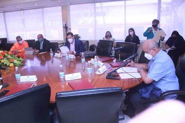 Reunión de la subcomisión