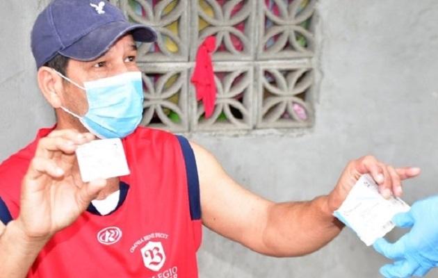 Panamá Solidario tiene tres modalidades.