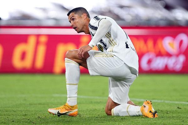 Cristiano Ronaldo. Foto:EFE