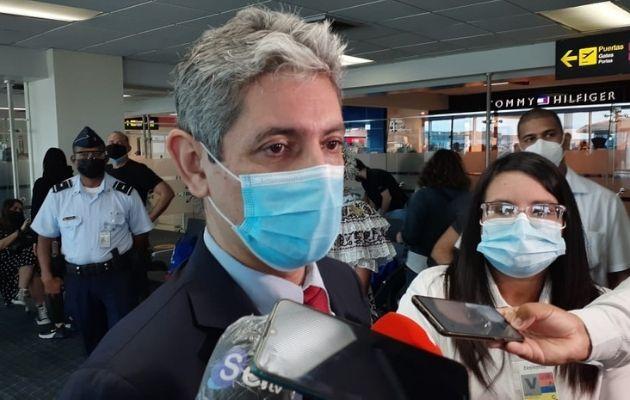 Reda Mansour, embajador de Israel en Panamá. Foto: Víctor Arosemena