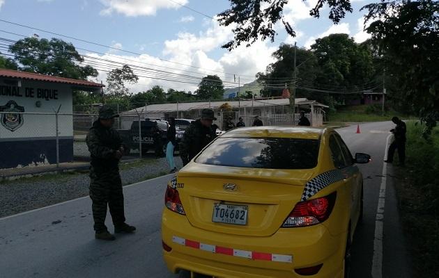 Marcos Santana, directivo del Sindicato de Taxis Unidos de Arraiján (Sintaua), indicó que la muerte de dos compañeros taxistas ha causado gran consternación entre los transportistas.