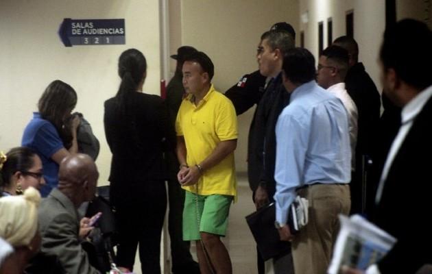 En estas audiencias virtuales el Ministerio Público estuvo representado por la Fiscal Gleecy Hernández, mientras que por la Defensa Técnica Particular participó el abogado Abraham Adames, quien anunció recurso de Apelación a la decisión emitida por la Juez de Garantías.