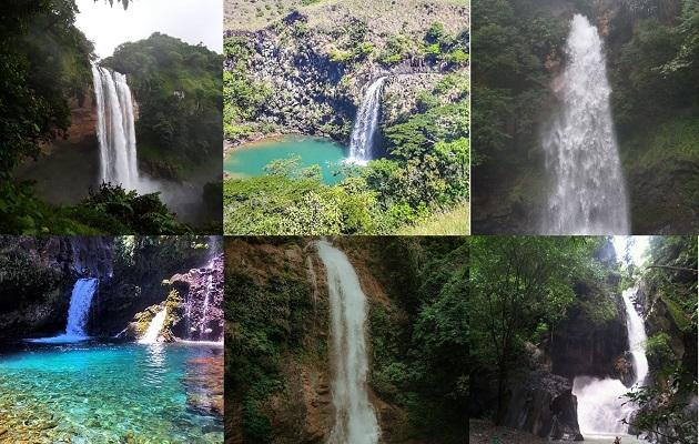 Las visitas han aumentado a las cascadas en los últimos años.
