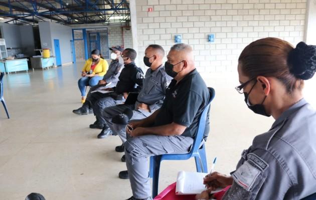 En cuanto a las clasificaciones, el jefe del Sistema Penitenciario manifestó que realizan las evaluaciones respetivas en coordinación con el Órgano Judicial.