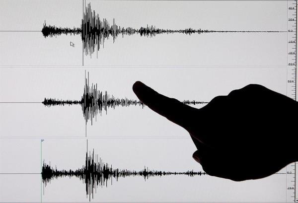 El terremoto fue de 6.9 en la escala abierta de Richter.