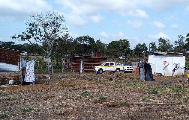 El Miviot informó que  las familias precaristas serían reubicadas en el corregimiento de Herrera, en La Chorrera. .