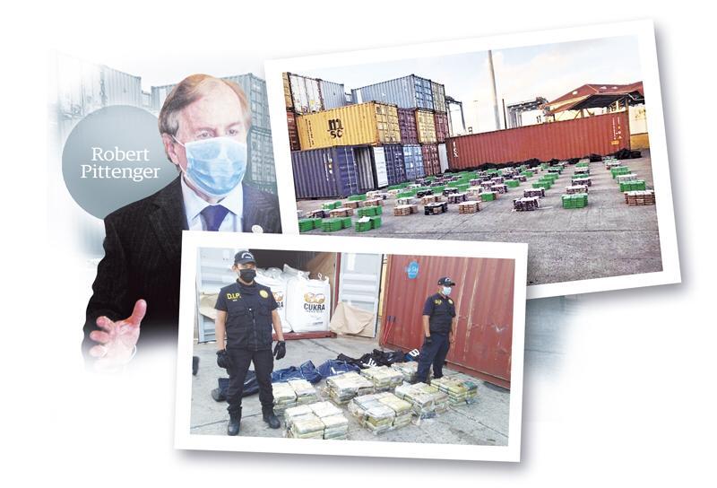 Robert Pittenger, presidente del Foro de Seguridad de Inteligencia de Organismos Parlamentarios de los Estados Unidos (EE.UU.)