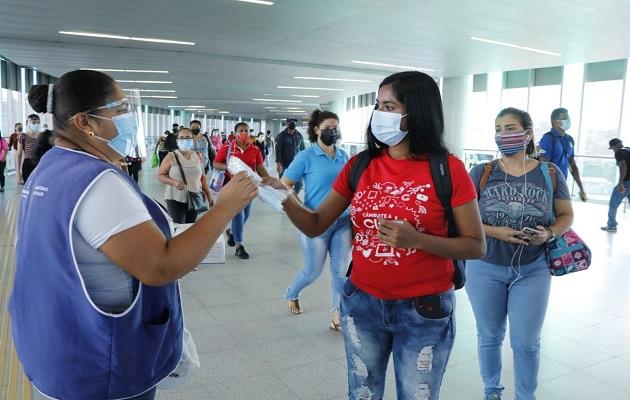 Según Eyra Ruiz, la población ha ayudado a que los casos bajen.