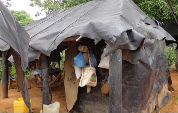 Los padres de la niña son procedentes de la comunidad de Batata, en la comarca Ngäbe Bugle.