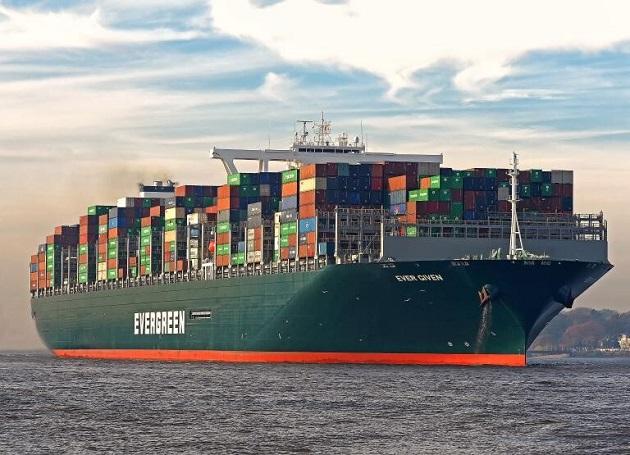 El buque tiene 400 metros de eslora, 59 de ancho y una capacidad de 224,000 toneladas.
