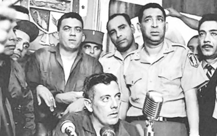Los altos mandos militares, encabezados por Omar Torrijos y Boris Martínez organizaron el golpe militar. Aun cuando Martínez encabezó el golpe militar de 1968; terminó siendo desplazado por Omar Torrijos. Foto: Archivo.