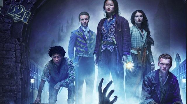 'Los Irregulares' es una serie protagonizada por cinco adolescentes. Foto: Cortesía / Netflix