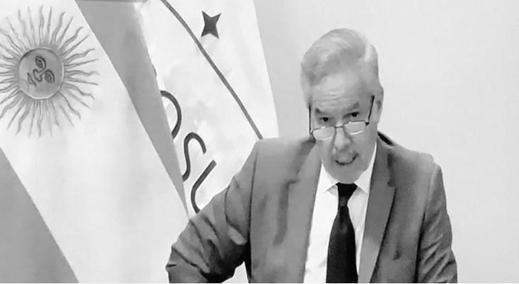 El Ministro de Relaciones Exteriores, Comercio Internacional y Culto de la República Argentina, Felipe Solá, reafirmó la voluntad de integración del Mercosur. Foto: Página web del Ministerio de Relaciones Exteriores, Argentina.