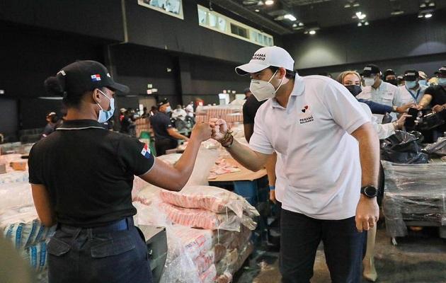 El baile del vicepresidente, José Gabriel Carrizo, ha sido objeto de críticas.