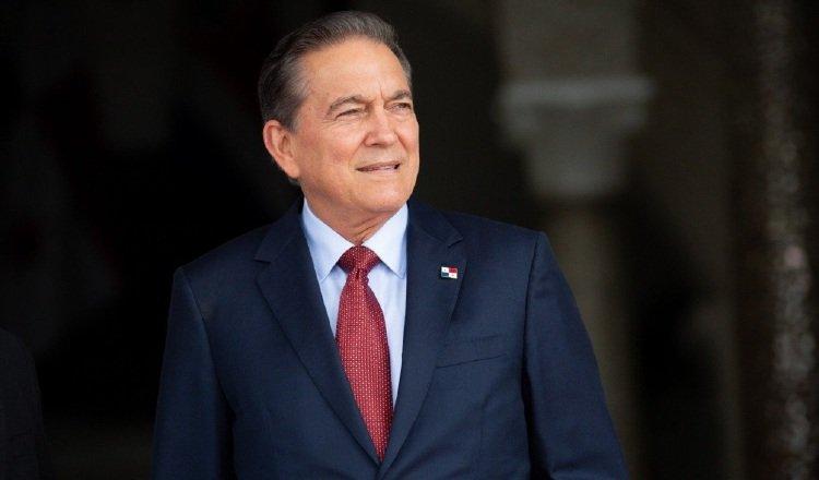 Laurentino 'Nito' Cortizo asumió el cargo el 1 de julio de 2019.