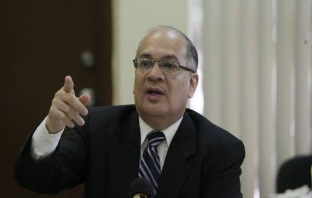 Procurador de la Administración, Rigoberto González.