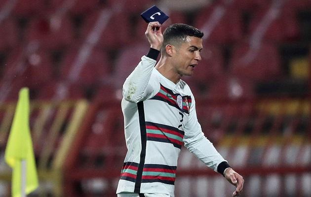 Cristiano Ronaldo explicó que fue un momento difícil.