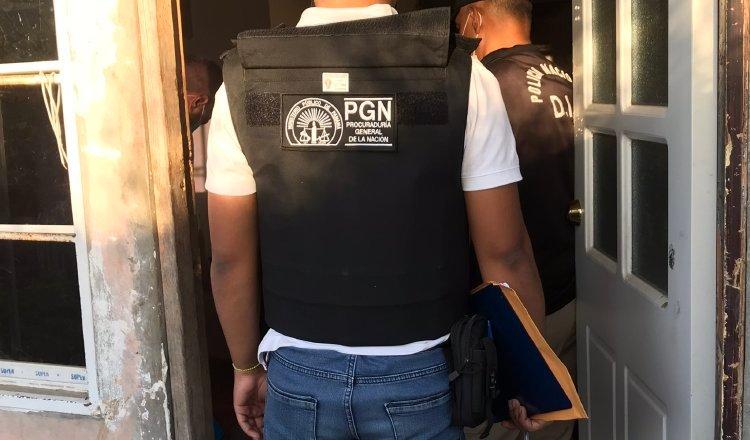 El Ministerio Público comunicó que mediante la Operación Aries fueron aprehendidas personas vinculadas a homicidios y otros delitos. Cortesía