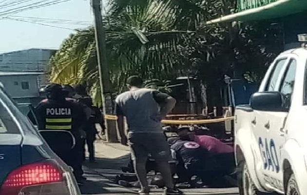 El Organismo de Investigación Judicial (OIJ) de Costa Rica busca esclarecer este hecho de sangre.
