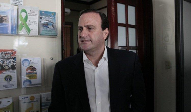 Empresario y exprecandidato presidencial, Riccardo Francolini Arosemena. Archivo