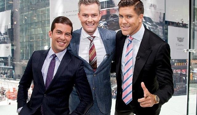 Los tres héroes del mundo inmobiliario revelan sus vidas privadas. Foto: Cortesía