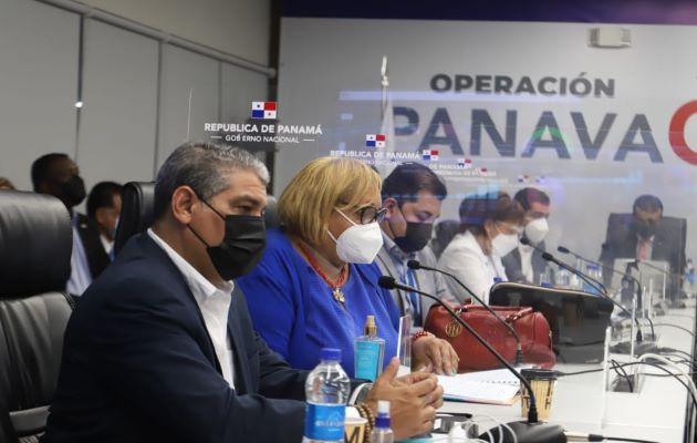 Panamá ya ha recibido 421,060 dosis de la vacuna contra la covid-19 de Pfizer.