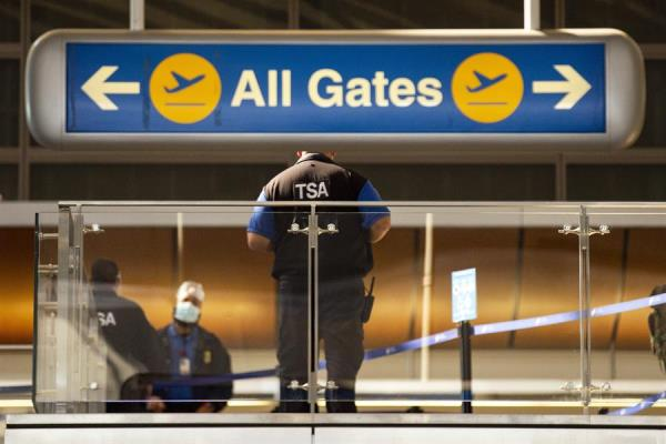 Nueva aplicación para uso en aeropuertos.