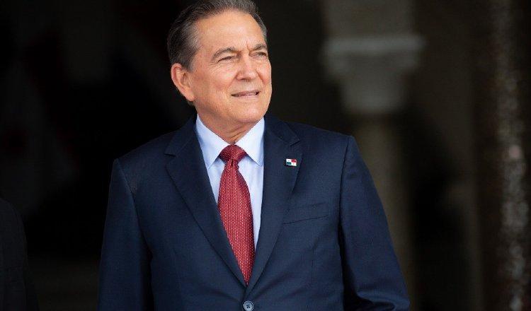 Laurentino Cortizo, presidente de la República, aseguró que el escándalo de los albergues era repudiado por su gobierno. Panamá