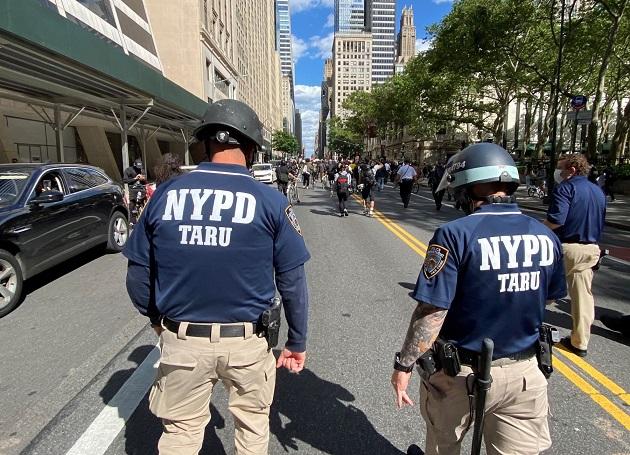 La droga fue incautada por la policía neoyorquina. Foto: EFE