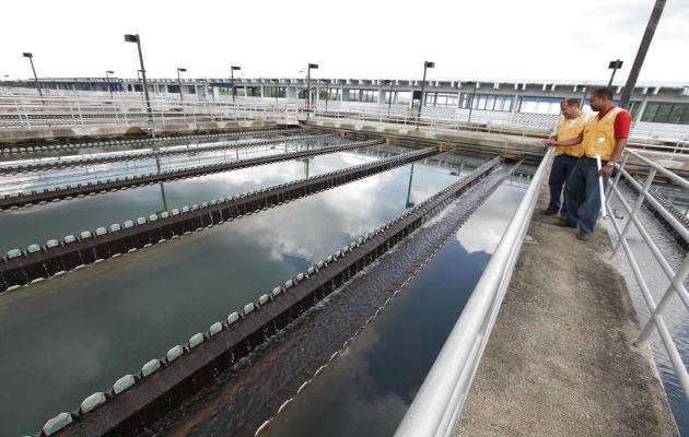 El Idaan recomendó hacer uso adecuado del agua para que la red logre su completa operatividad.