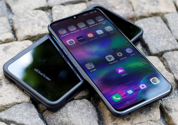 LG es fabricante de teléfonos móvil.
