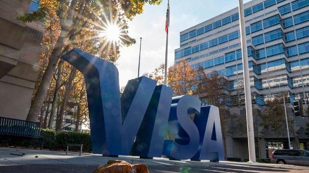 La aceptación de la divisa digital marca un importante paso hacia adelante para la red de Visa. EFE
