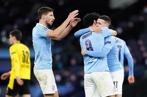 El Manchester City ganó gracias a un tanto de Phil Foden pero dejó abierta la serie. Foto: Twitter